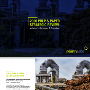 Paper, packaging and fibre under the microscope: IndustryEdge's annual strategic review turns 30!