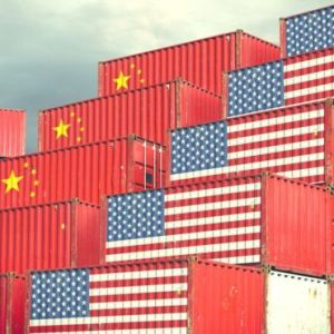 Are freight costs a feature of the trade war?