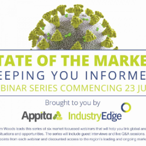 Market Webinars Commence Next Week: Discounted Access for IndustryEdge Subscribers